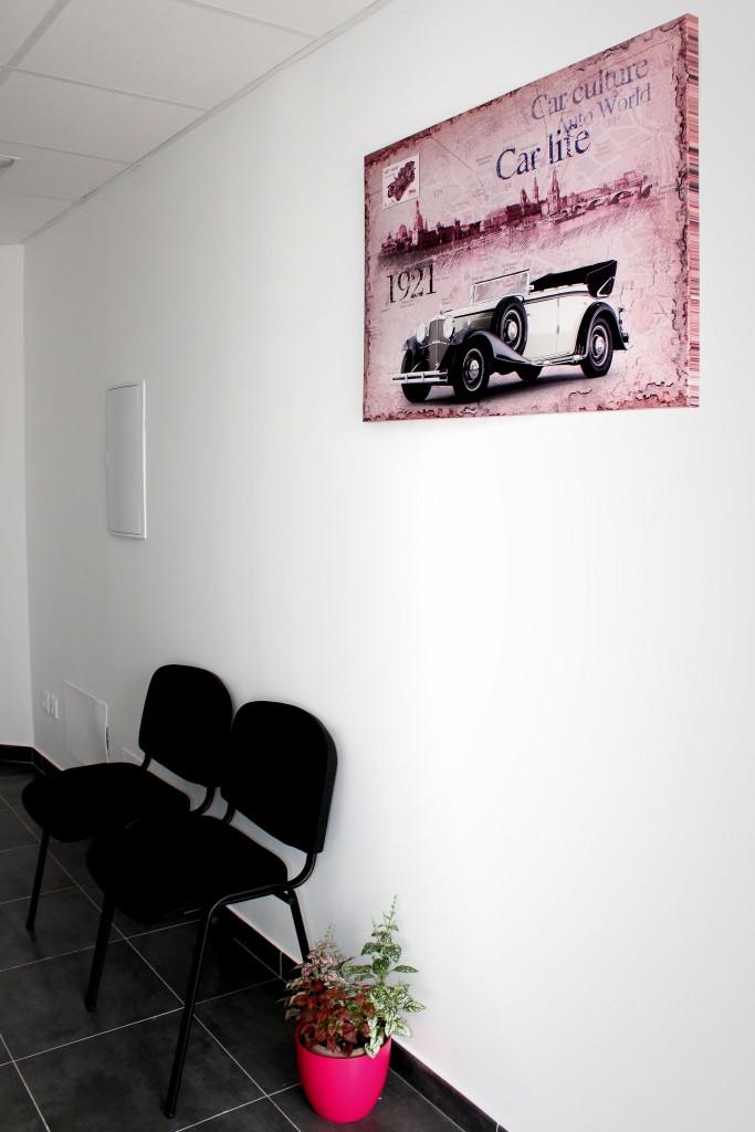 Interior Psicotécnico Ensanche de Vallecas